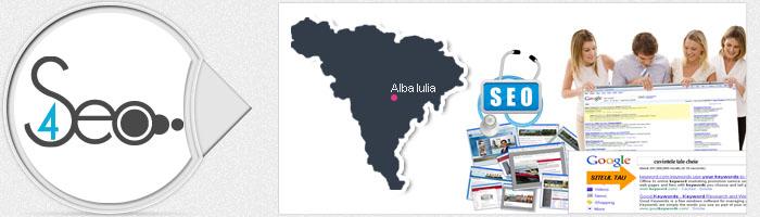 Optimizare SEO Alba Iulia